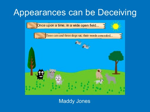 appearances can be deceiving - photo #4