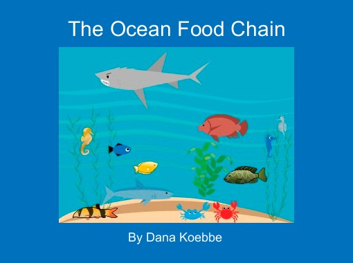 """The Ocean Food Chain"" - Free Books & Children's Stories ..."