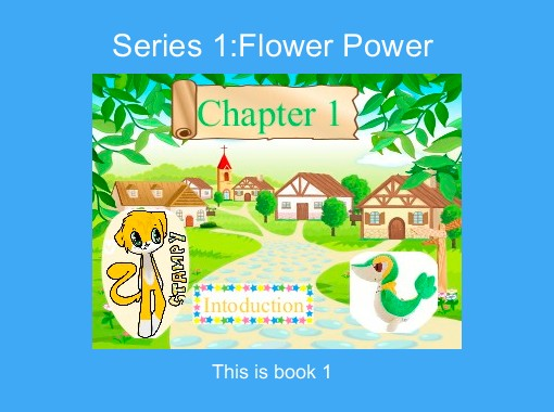 Children S Book Covers Alan Powers : Quot series flower power free books children s stories