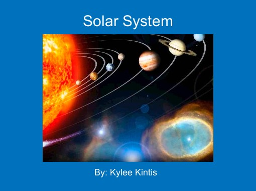 solar system abc book - photo #30