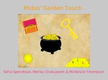 Midas' Golden Touch