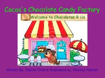 Cocoa's Chocolate Candy Factory