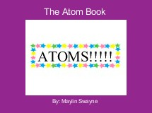 The Atom Book