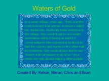 Waters of Gold