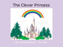 The Clever Princess