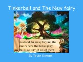 Tinkerbell and The New fairy
