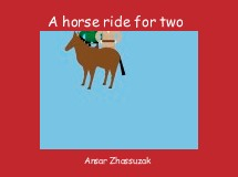 A horse ride for two