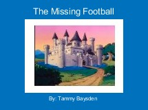 The Missing Football