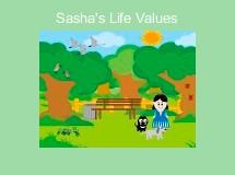 Sasha's Life Values