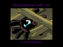 what phantoms really are
