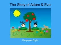 The Story of Adam & Eve