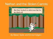 Nathan and the Stolen Carrots
