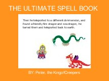 THE ULTIMATE SPELL BOOK