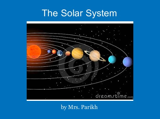 story about the solar system - photo #11