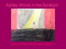 Ashley Shines in the Spotlight