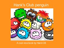 Hank's Club penguin