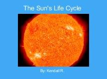 The Sun's Life Cycle