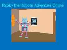 Robby the Robot's Adventure Online