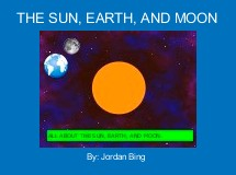 THE SUN, EARTH, AND MOON