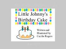 Little Johnny's Birthday Cake