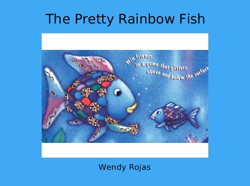Rainbow Fish Book Read Online Rainbow Fish Quot Free Books