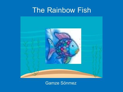 The rainbow fish free books children 39 s stories for Rainbow fish children s book