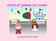 atack of jennas ice cream