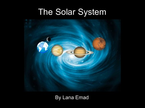 story about the solar system - photo #18