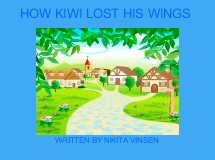 HOW KIWI LOST HIS WINGS
