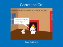 Carrot the Cat