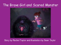 The Brave Girl and Scared Monster