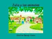 Julia y los animales