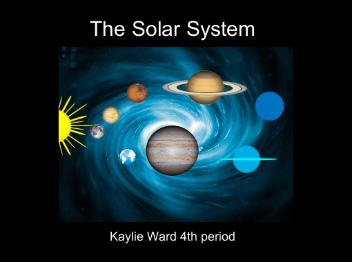 story about the solar system - photo #20