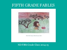 FIFTH GRADE FABLES