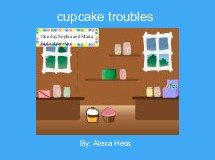 cupcake troubles