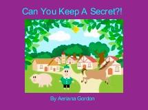 Can You Keep A Secret?!