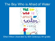 The Boy Who is Afraid of Water