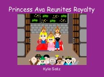 Princess Ava Reunites Royalty