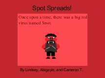 Spot Spreads!