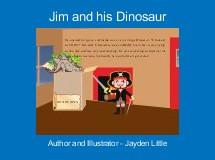 Jim and his Dinosaur