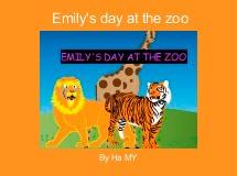 Emily's day at the zoo