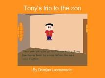 Tony's trip to the zoo