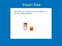 frozen fries