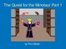 The Quest for the Minotaur Part 1