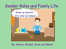 Gender Roles and Family Life
