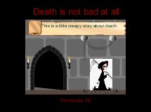 Death is not bad at all