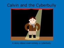 Calvin and the Cyberbully