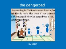 the gengerpad