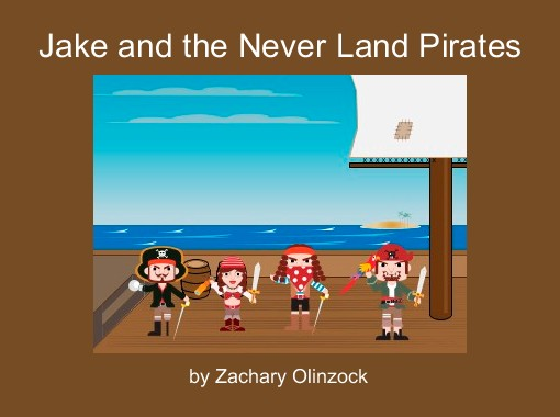 """Jake and the Never Land Pirates"" - Free Books & Children ..."