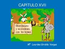 CAPÍTULO XVII